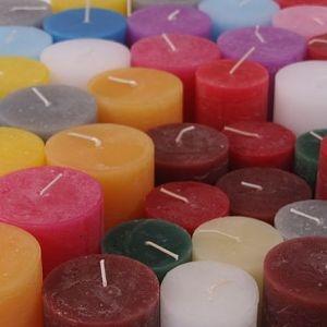 Große Kerzen und Laternen Rabattaktion bei Spaß im Garten.de