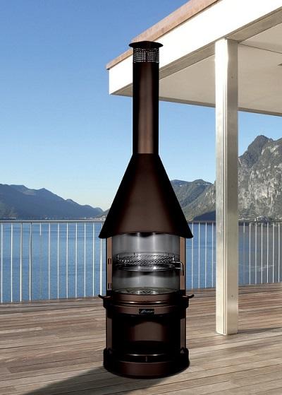 Firestar Gartenkamine bieten eine sehr hohe Qualität bei Verarbeitung und Gebrauch bei Spaß im Garten.de